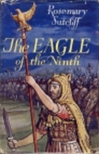 Cover to Rosemary Sutcliff's The Eagle of the Ninth Original UK edition 1954