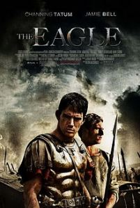 Poster of the film The Eagle from the book The Eagle of the Ninth by Rosemary Sutcliff