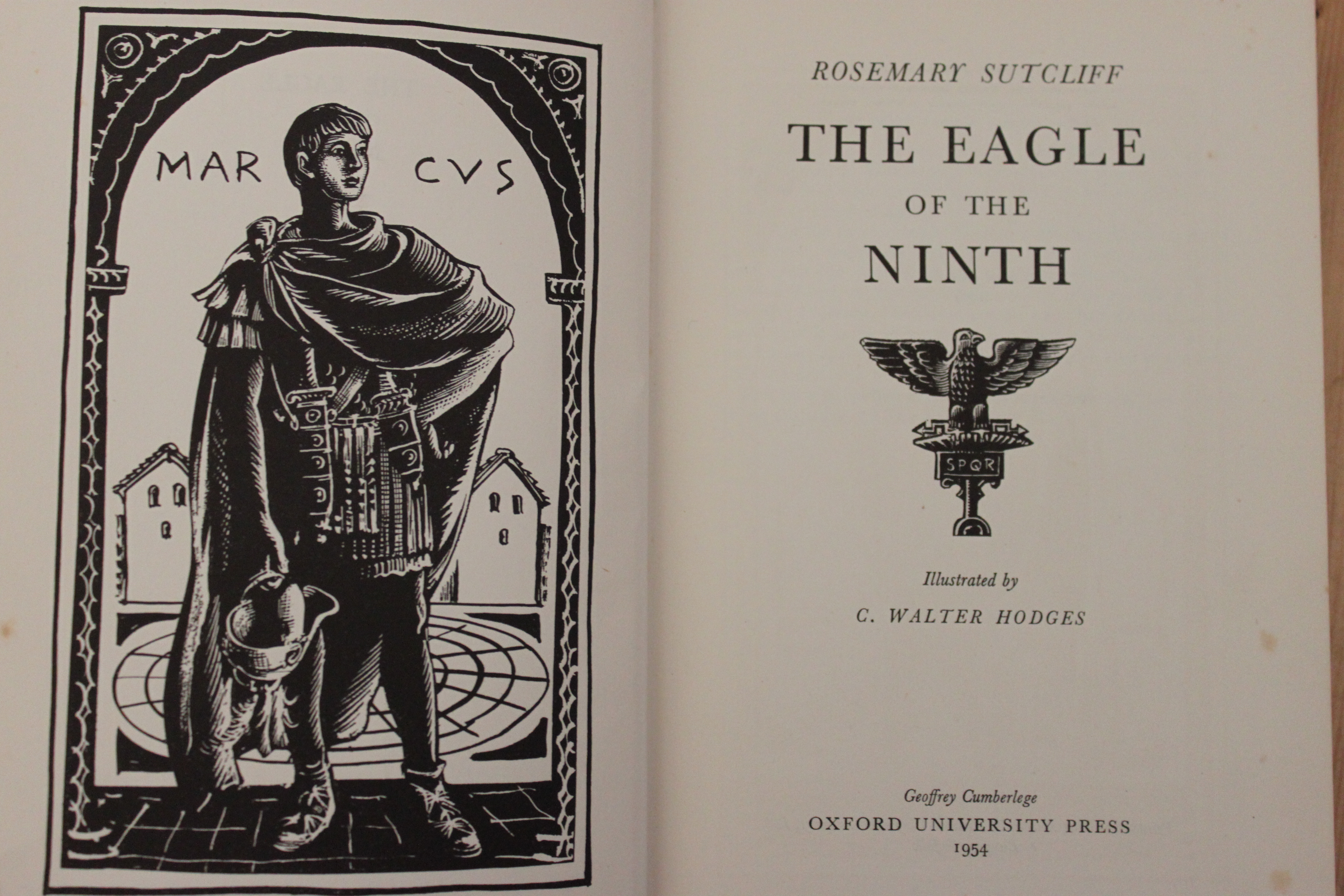 Rosemary Sutcliff's The Eagle of the Ninth | ROSEMARY SUTCLIFF