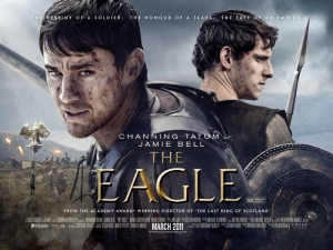 New poster for the film of The Eagle of the Ninth