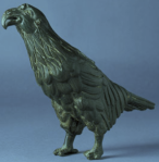 The Silchester Eagle, basis for The Eagle of the Ninth