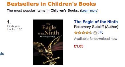 Amazonchildren's books bestsellers April 22nd 2011