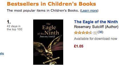 Amazonchildren's books bestsellers April 22nd 2011