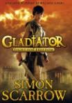 Gladiator by Simon Scarrow, dedicated to Rosemary Sutcliff
