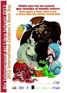 International Children's Books Day Poster 2012