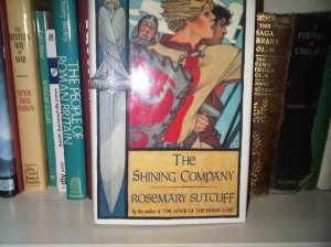 The US edition of Rosemary Sutcliff novel The Shining Company
