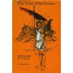 Cover of The Truce of the Games by Rosemary Sutcliff (Antelope Books)