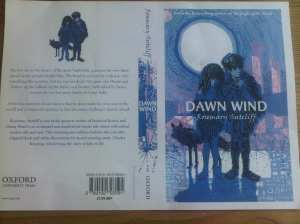 Rosemary Sutcliff's Dawn Wind new edition new cover