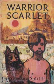 Warrior Scarlet Cover