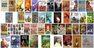 Historical novelist and children's book writer Rosemary Sutcliff books and book covers