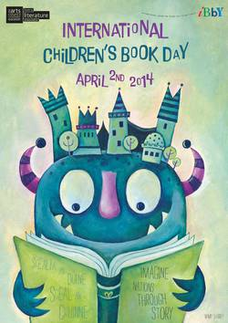 Today is International Children's Book Day!