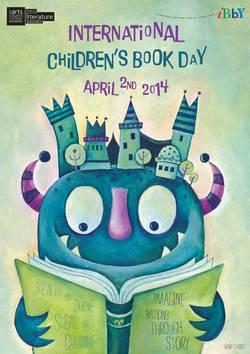 Today is International Children's Book Day!