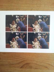 Author Rosemary Sutcliff recieves her CBE from the Queen