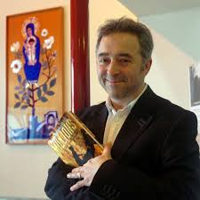 Frank Cottrell Boyce, author of Millions