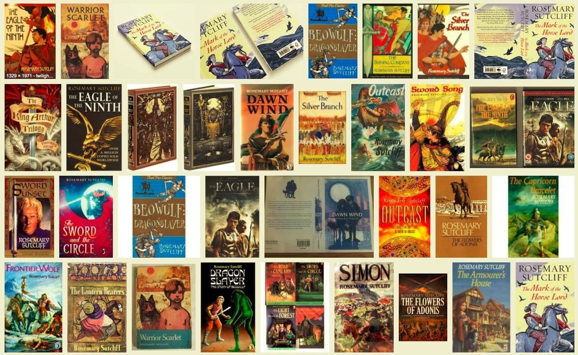 The 1997 Encyclopedia of Fantasy on eminent award-winning British writer Rosemary Sutcliff(1920-92)